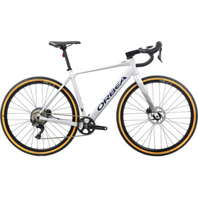 Orbea Gain D30 1X, white/grey